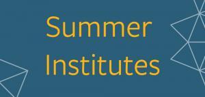 Summer Institute Sign-up